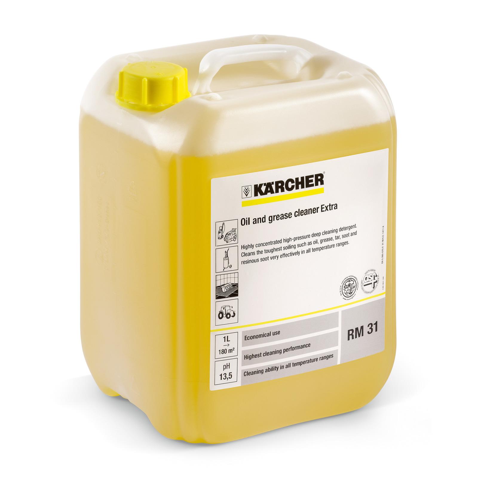 Degraissant Pressure Pro Extra RM 31, 10 l