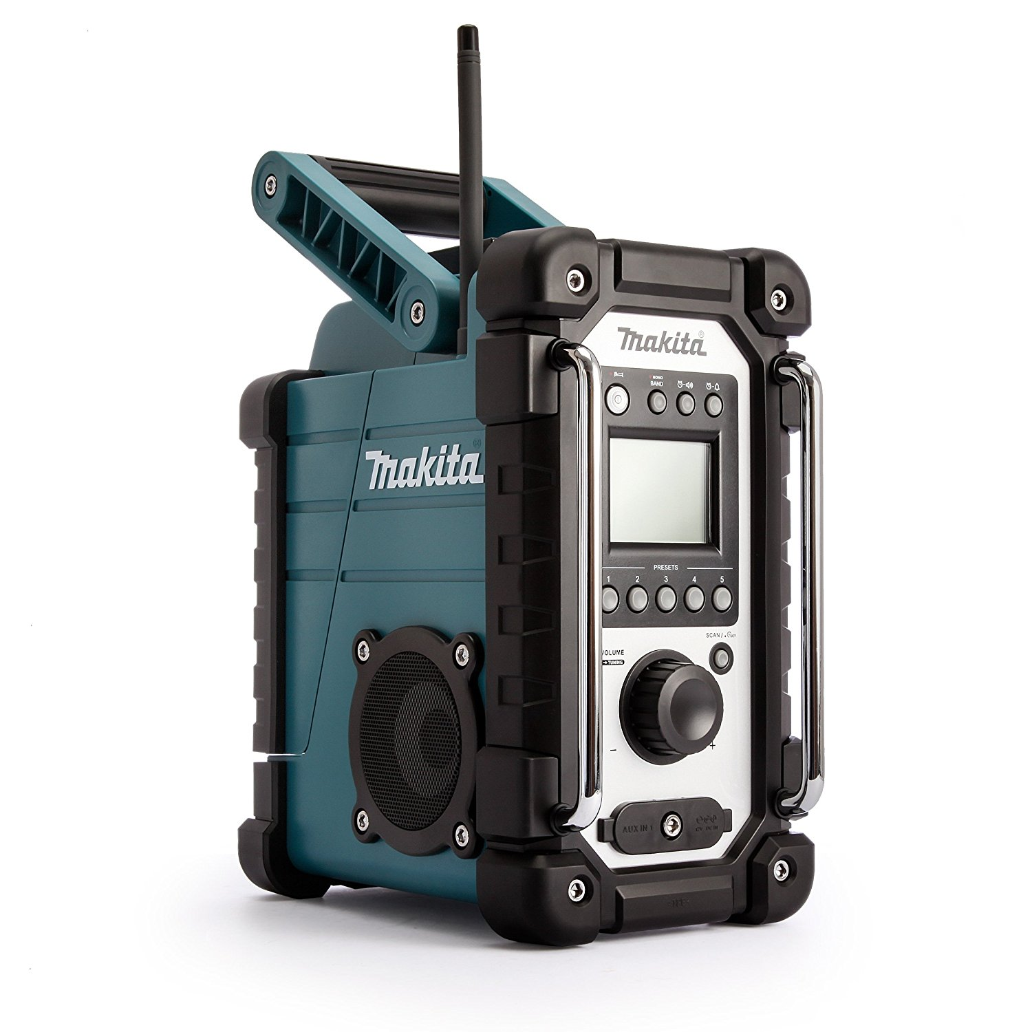 RADIO CHANTIER LIION 7,2-18V JACK+IP64