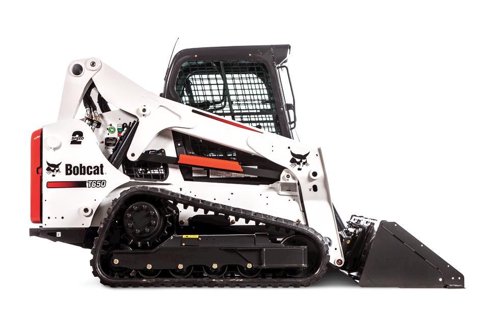 Bob Cat T 650