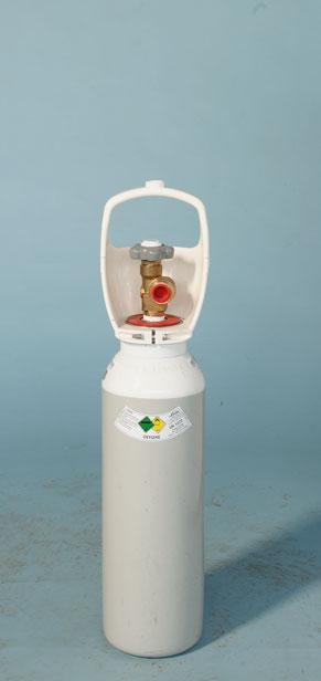 Bouteilles Mini Oxygène 1m3