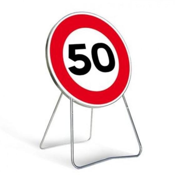 Limitation de Vitesse 50KM/H
