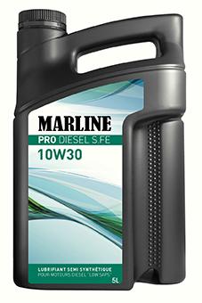 Lubrifiant Marline Pro Diesel S.FE - SAE 10W-30