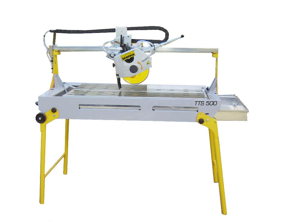 SCIE SUR TABLE SHOXX TTS 500