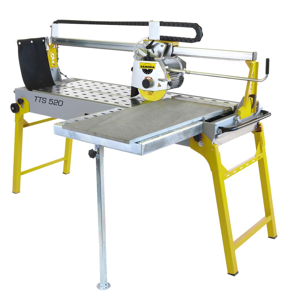 SCIE SUR TABLE SHOXX TTS 520