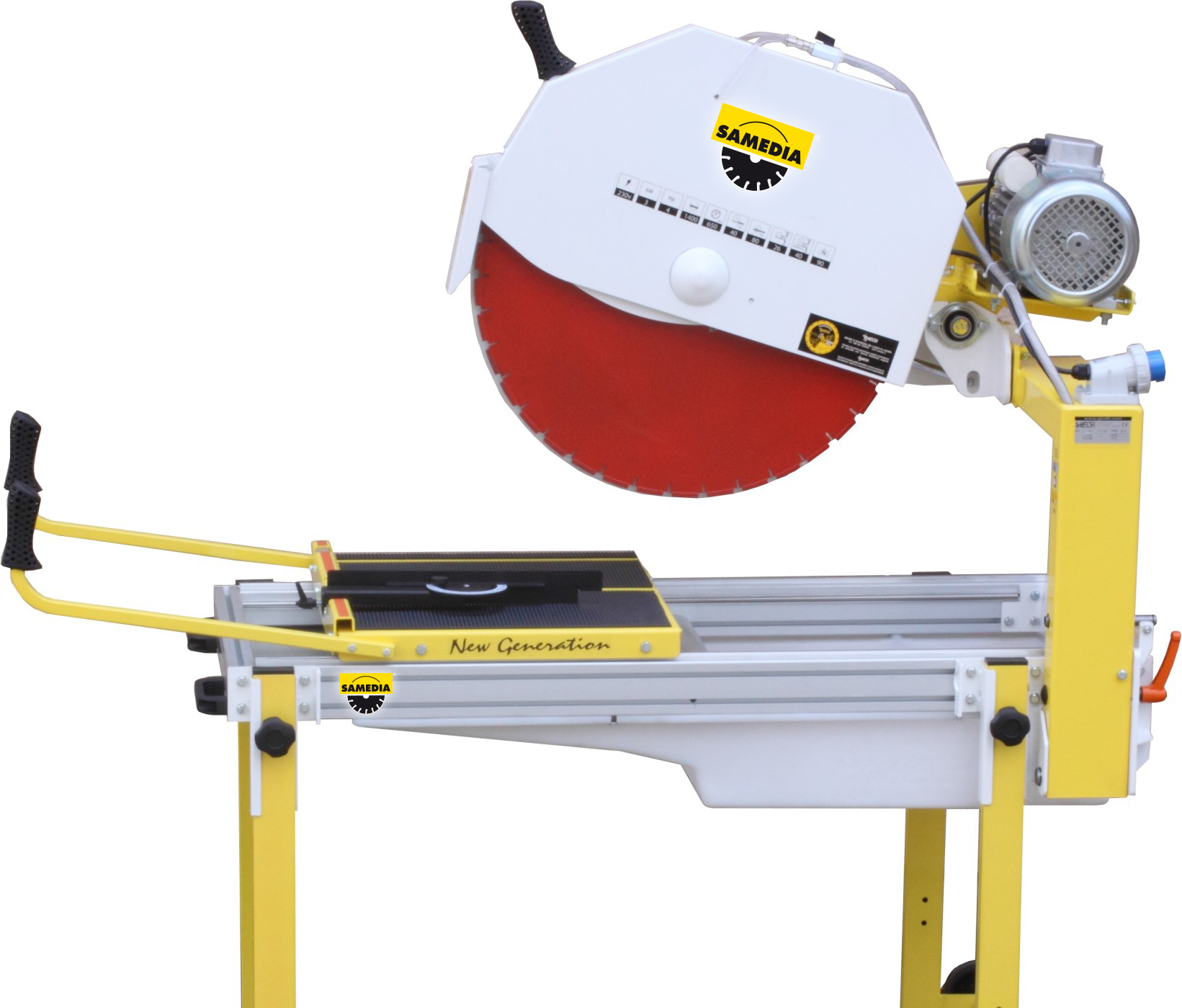 SCIE SUR TABLE MASTER CTS  650