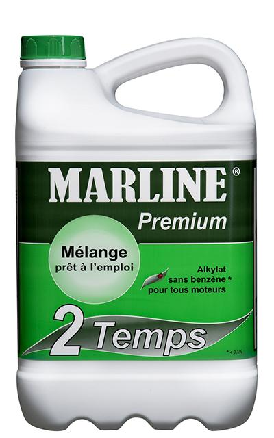 Marline Prémium 2 Temps 20 Litres