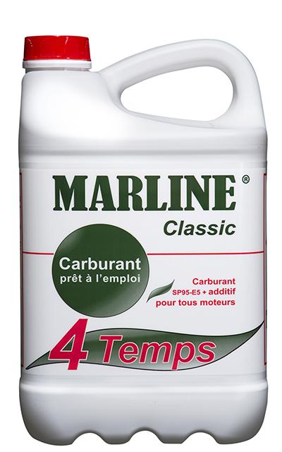 Marline Prémium 4 Temps 5 Litres