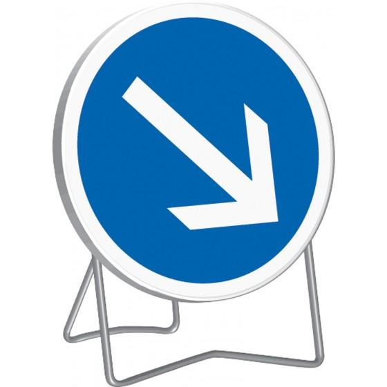 Passage Obligatoire à Droite