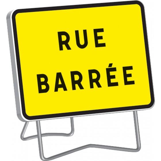 Rue Barrée