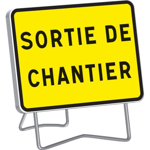Sortie de Chantier