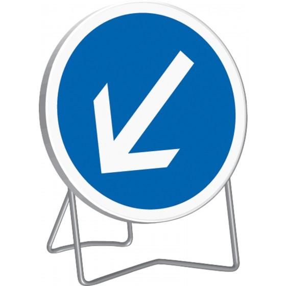 Passage Obligatoire à Gauche